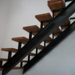 escalier pivots